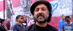 Mr. Brainwash on His Massive 9/11 Mural
